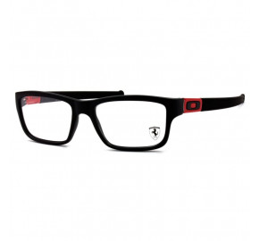 Óculos de Grau Oakley - Marshal Ferrari Black/Red - OX 8034-0953