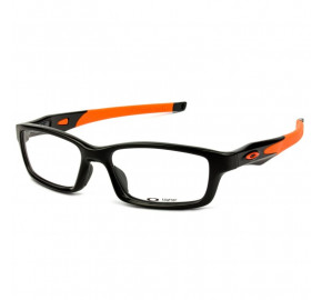 Óculos de Grau Oakley - Crosslink OX8027-1153  Polished Black