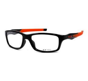 Óculos de Grau Oakley - Crosslink OX8030 - 0755 Polished Black