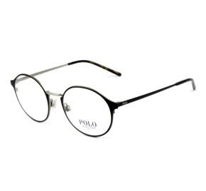 Polo Ralph Lauren PH 1182 - Óculos de Grau Preto 9333 Lentes 51mm