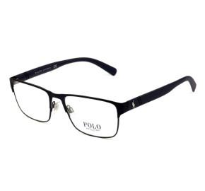 Polo Ralph Lauren PH1175 - Azul Fosco 9119 56mm - Óculos de Grau