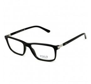 Polo Ralph Lauren PH2191 - Preto 5001 56mm - Óculos de Grau