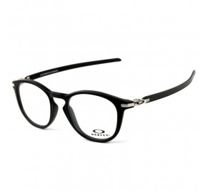 Oakley Pitchman R Carbon - Óculos de Grau OX8149 - Satin Black 0150 Lentes 50mm