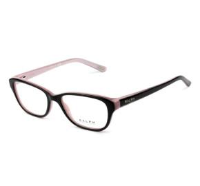 Ralph Lauren RA7020 - Preto/Rosa 599 52mm - Óculos de Grau