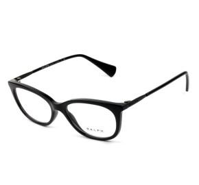 Ralph Lauren RA7085 - Preto Brilho 1377 51mm - Óculos de Grau