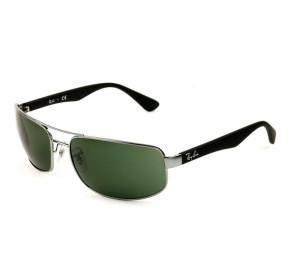 Ray Ban RB3445 - Prata/G15 004 64mm - Óculos de Sol