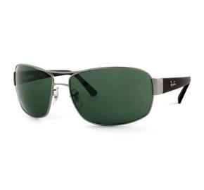 Ray Ban RB3503L - Prata/G15 029/71 66mm - Óculos de Sol