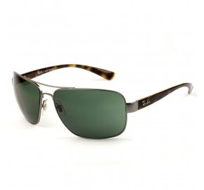 Ray Ban RB3567L Cinza/G15 029/71 66mm - Óculos de Sol