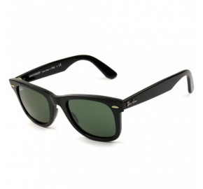 Ray Ban Wayfarer RB4340 - Preto/G15 601 50mm - Óculos de Sol