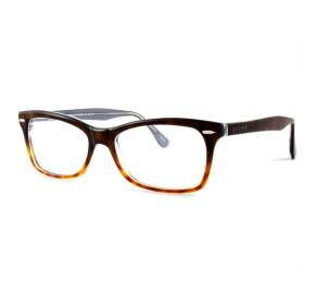 Óculos de Grau Evoke Rocks 03 silver Turtle-Gray Laser Demo Lens