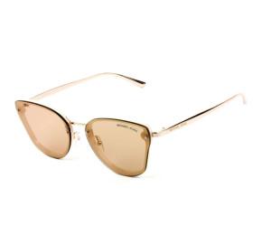 Michael Kors Sanibel MK2068 - Dourado/Rose Espelhado 3350R1 58mm - Óculos de Sol