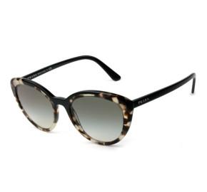Prada SPR 02V - Turtle/Cinza Degradê 398-0A7 54mm - Óculos de Sol