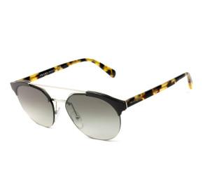 Prada SPR 51V - Óculos de Sol Marrom Degradê/Turtle 413-5O0 Lentes 54mm