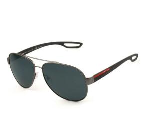 Óculos Prada Linea Rossa SPS 55Q DG1-5Z1 62 Polarizado - Sol