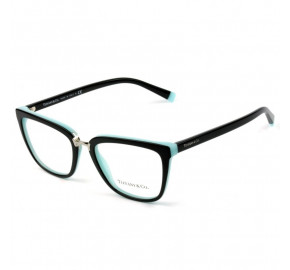 Tiffany & Co TF 2179 - Óculos de Grau Preto 8055 Lentes 52MM