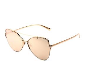Tiffany & Co TF 3063 - Óculos de Sol Rose Espelhado 6105/E0 Lentes 64MM