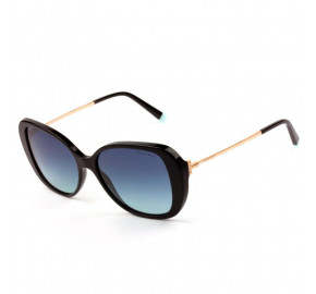Tiffany & Co. TF 4156 - Óculos de Sol Preto 8001/9S Lentes 55MM