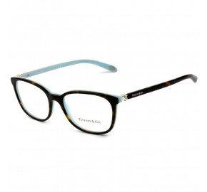 Tiffany & Co TF2109-H-B  - Óculos de Grau 8134 Turtle e Azul Lentes 53mm