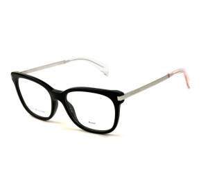 Tommy Hilfiger TH1381 - Preto/Prata FB8 53mm - Óculos de Grau
