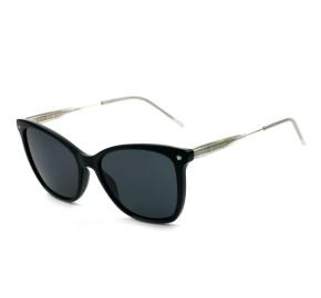Tommy Hilfiger TH1647/S - Preto/Cinza 807IR 54mm - Óculos de Sol