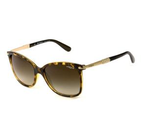 Vogue VO5126-SL Turtle/Marrom Degrade W65613 55mm - Óculos de Sol