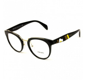 Óculos Prada VPR 03U 1AB-1O1 51 - Grau