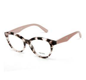 Prada VPR11R Rosa Mesclado ROJ-1O1 52mm - Óculos de Grau