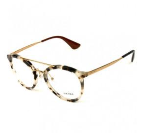 Óculos Prada VPR 15T UAO-1O1 52 - Grau