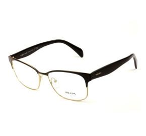 Óculos Prada VPR 65R QE3-1O1 55 - Grau
