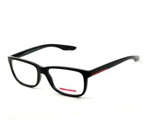 Óculos Prada Linea Rossa VPS 02G UB7-1O1 55 - Grau