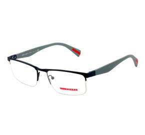 Óculos Prada Linea Rossa VPS 52F - Azul/Cinza TFY-1O1 54mm  - Óculos de Grau