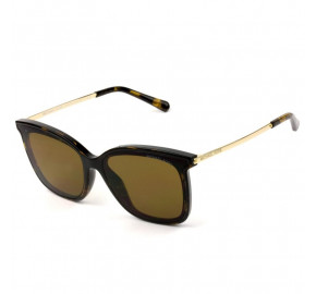 Michael Kors Zermatt MK2079U - Óculos de Sol 333383 Turtle/Dourado Lentes 61mm Polarizado