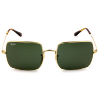 Ray Ban Square RB1971 - Dourado/G15 914731 54mm - Óculos de Sol