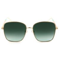 Tommy Hilfiger TH1648/S Dourado/Verde Degradê PEFEQ 58mm - Óculos de Sol