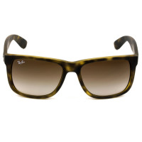 Ray Ban Justin RB4165L - Turtle/Marrom Degradê 710/13 55mm - Óculos de sol