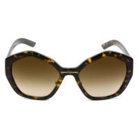 Prada SPR08X - Turtle/Marrom Degradê 2AU-6S1 55mm - Óculos de Sol