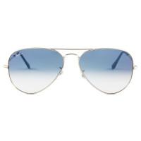 Ray-Ban Aviador RB3025L 003/3F 55 Pequeno - Óculos de Sol
