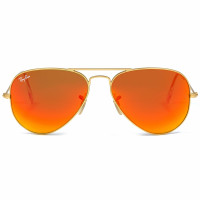 Ray-Ban Aviador RB3025L 112/69 58 Médio - Óculos de Sol