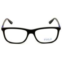 Polo Ralph Lauren PH2210 Preto Fosco 5284 55mm - Óculos de Grau