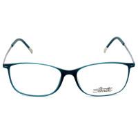 Silhouette SPX 1572 - Verde Fosco 40 6056 52mm - Óculos de Grau