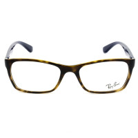 Ray Ban RB7033L Turtle/Azul 5666 52mm - Óculos de Grau