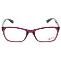 Ray Ban RB7033L Roxo/Preto 5445 52mm - Óculos de Grau