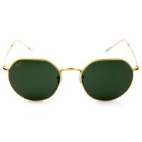 Ray Ban Jack RB3565 Dourado/G15 9196/31 53mm - Óculos de Sol