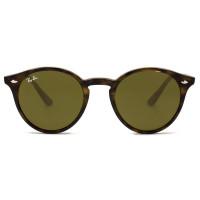 Ray-Ban Round RB2180 710/73 49 - Óculos de Sol