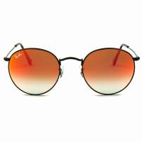 Ray-Ban Round Metal RB3447 002/4W 50 - Óculos de Sol