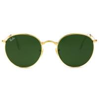 Ray-Ban Round Dobrável RB3532 001 47 - Óculos de Sol