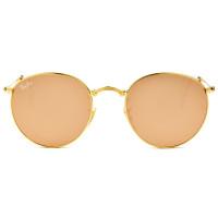Ray-Ban Round Dobrável RB3532 001/Z2 47 - Óculos de Sol