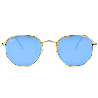 Ray-Ban Hexagonal RB3548N 001/90 51 - Óculos de Sol