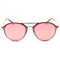Ray Ban Blaze RB4292-N - Dourado/Rose Espelhado 6327/E4 62mm - Óculos de Sol