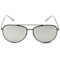 Prada SPS 55U - Grafite/Cinza Espelhado 6BJ-2B0 61mm - Óculos de Sol